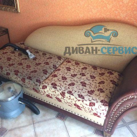 Химчистка диванов-logo-ru