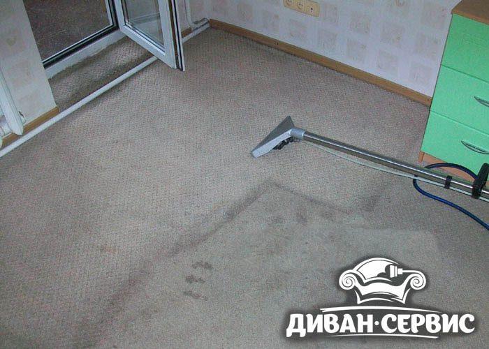 Химчистка ковролина в Днепре - недорого и профессионально